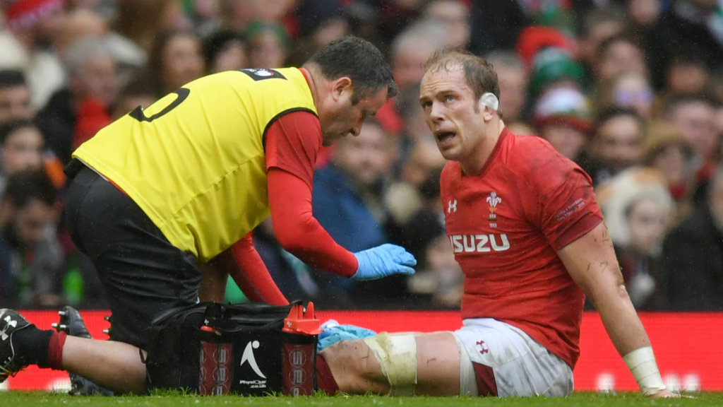 Wales heroes Jones and North sidelined for a month