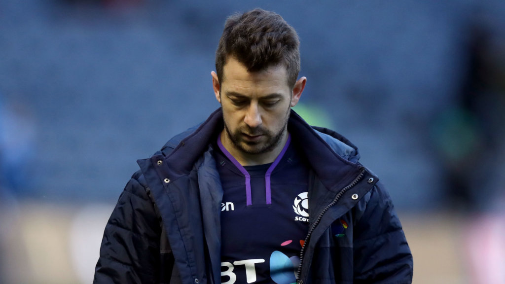 Laidlaw pays the Price - Scotland captain benched for Wales clash