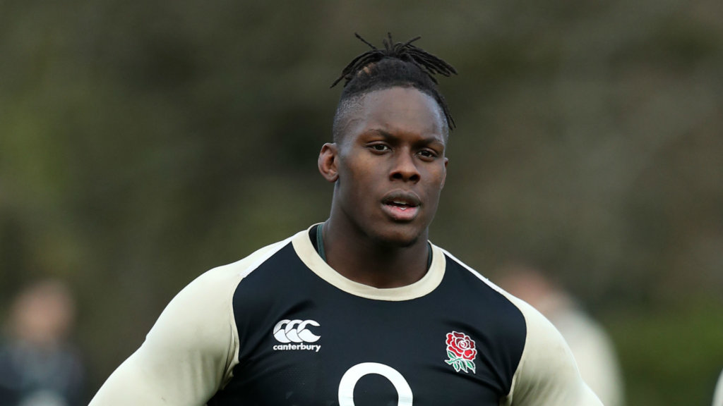 England dealt blow as Itoje ruled out of Six Nations finale