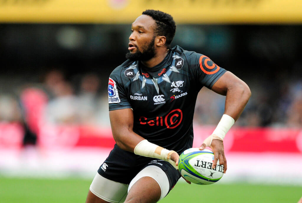 Lukhanyo Am is South African rugby's best outside centre