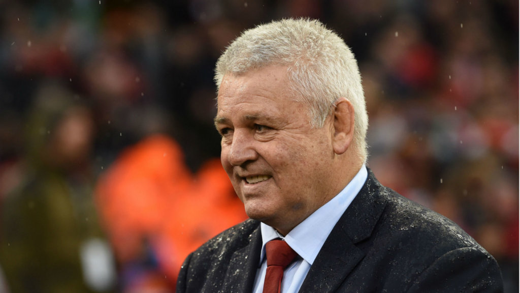 Gatland names uncapped duo in Wales' World Cup training squad