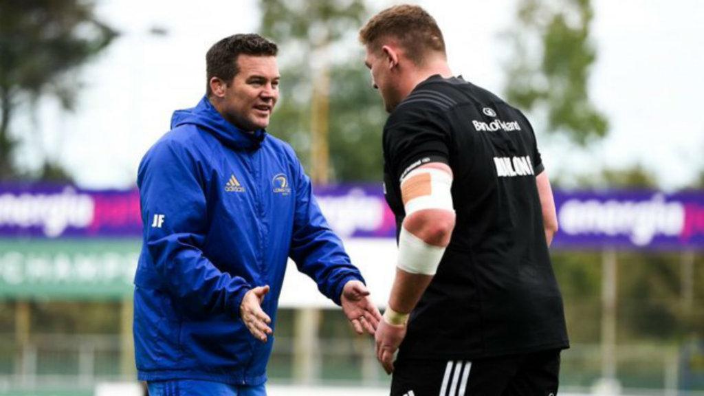 Fogarty lands Ireland job, McBryde bound for Leinster