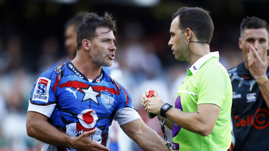 Brits banned for four matches after Van der Merwe fight