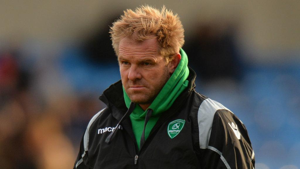 Mannix resigns as sporting director of Top 14 club Pau