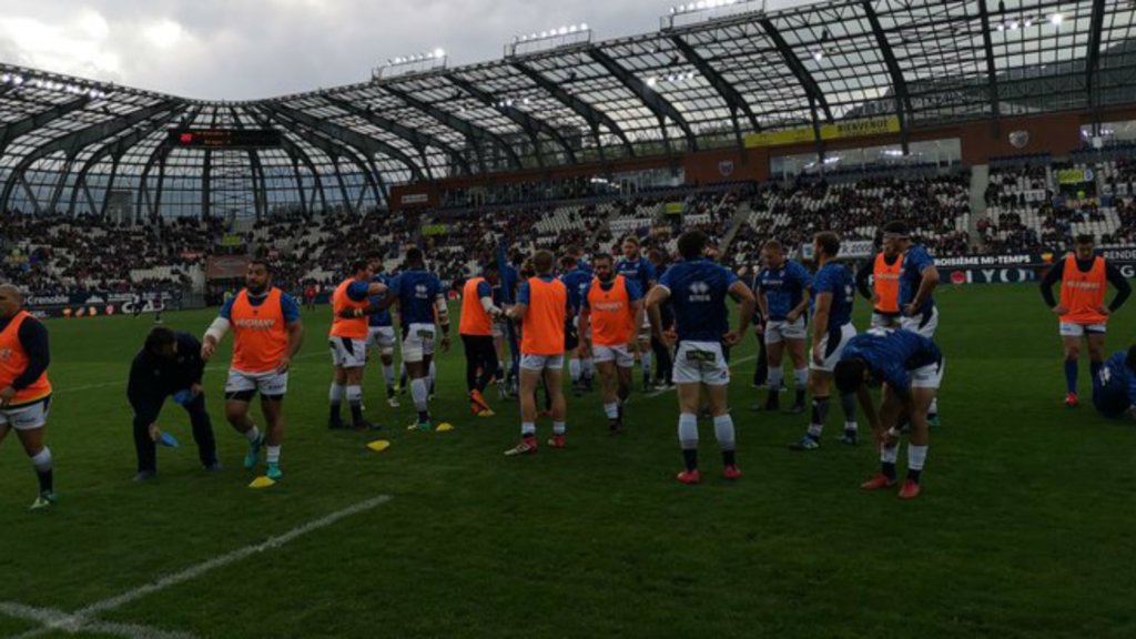Agen on brink of safety after win at Grenoble, Toulouse pummel Pau