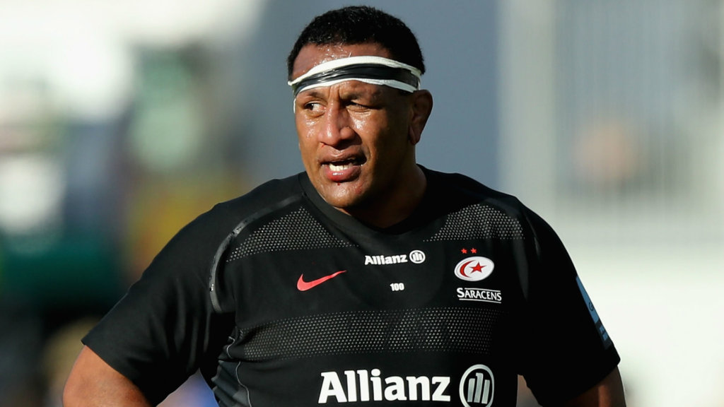 Mako Vunipola cleared to play for Sarries despite being stood down by England