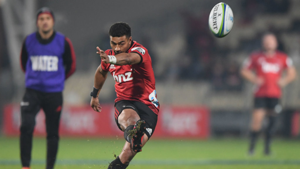 Crusaders march on as Sharks enjoy derby delight