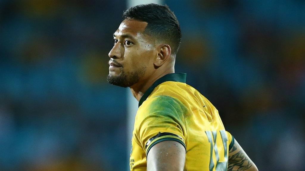Havili backs Folau's Tonga return bid amid uncertainty