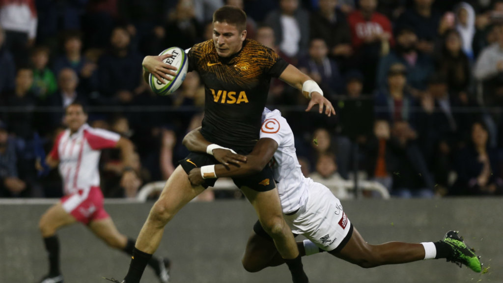 Jaguares too strong for Sharks