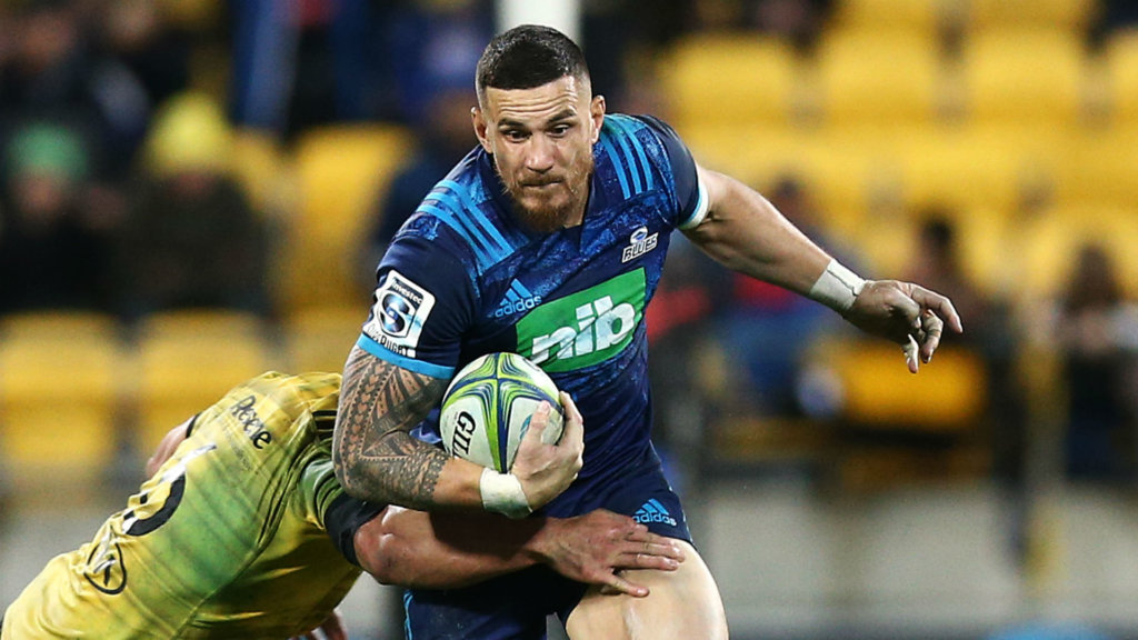 Williams & Nonu could leave the Blues, says MacDonald