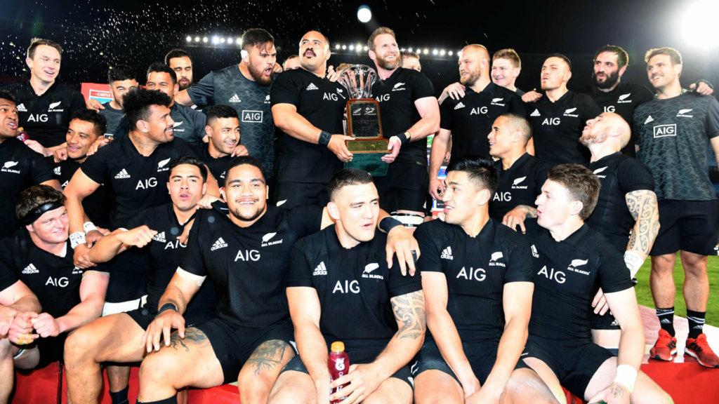 The Breakdown: A statistical look at the first round of Rugby Championship matches