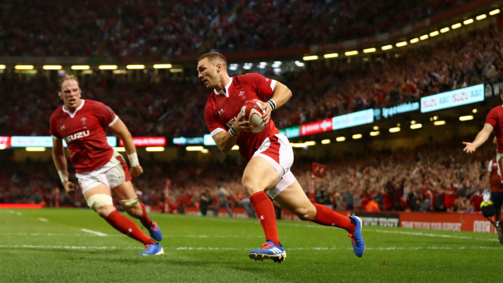 Wales 13-6 England: Wales top of the world as Biggar makes his point