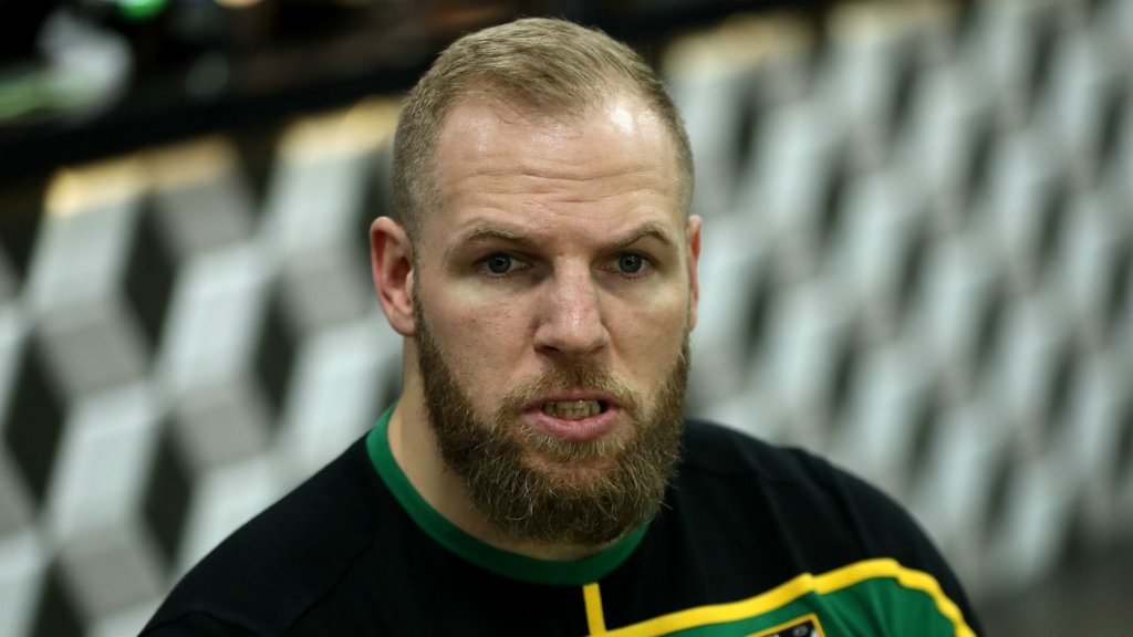 Former England rugby star Haskell to become MMA heavyweight
