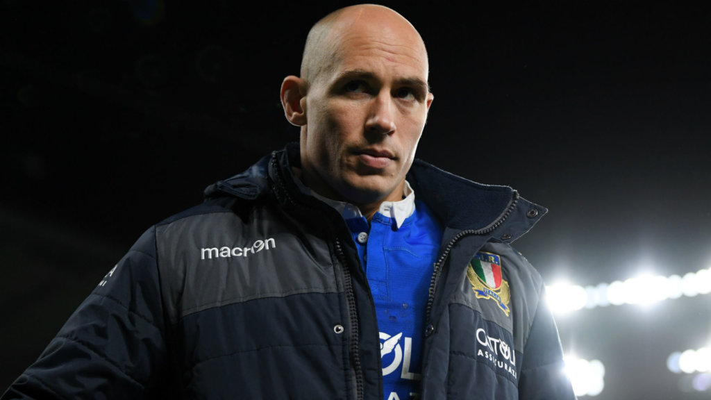 Ghiraldini named in Italy squad for Rugby World Cup