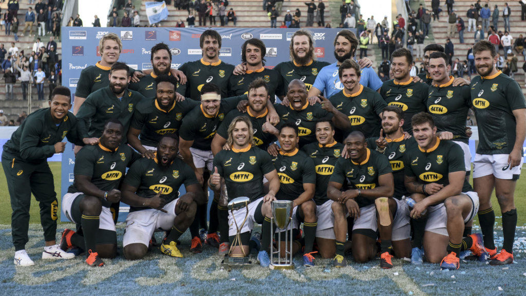 Can Springboks buck the trend and complete first Rugby Championship-World Cup double?