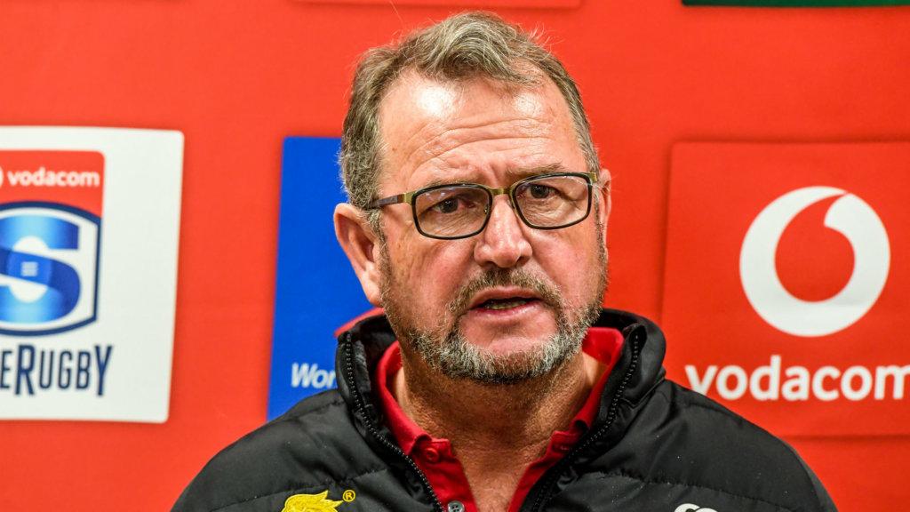 Springboks coach De Bruin quits ahead of World Cup