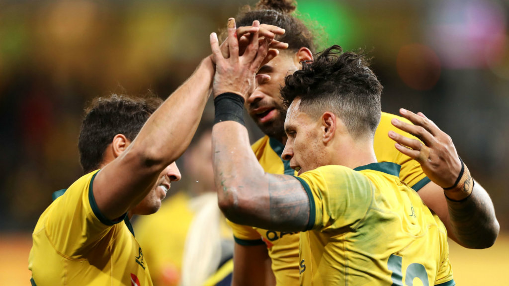 Australia 34-15 Samoa: Wallabies avoid pre-Rugby World Cup injury scares