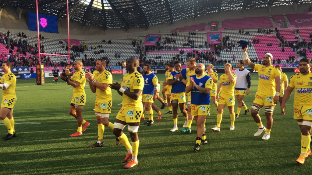 Clermont overcome Stade Francais as Bordeaux-Begles hold Montpellier