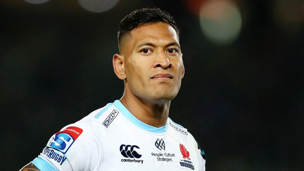 Folau to make Rugby League return with Tonga