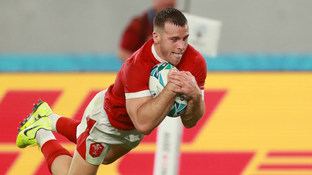Rugby World Cup 2019: Australia 25-29 Wales
