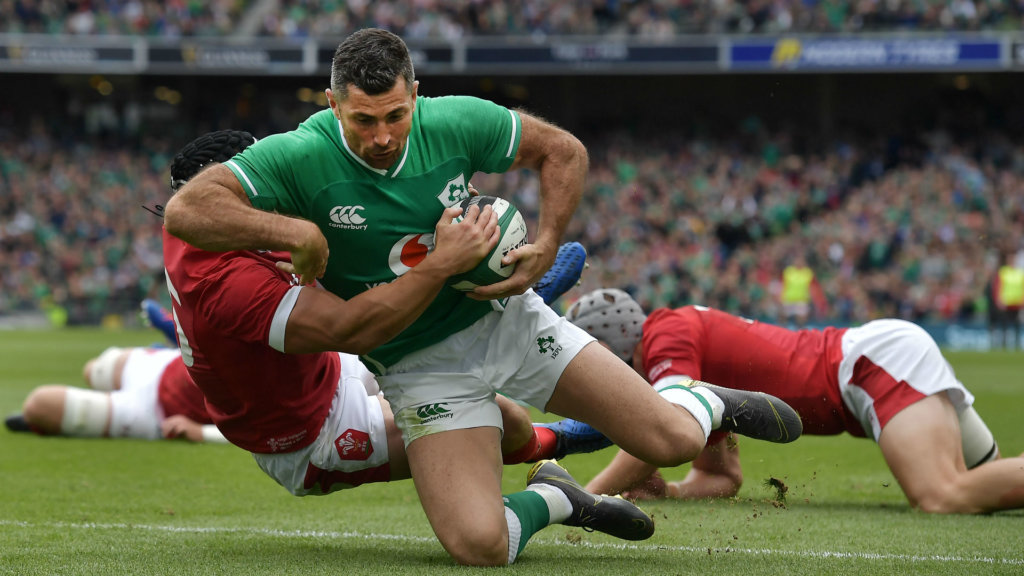 Ireland 19-10 Wales: Best in victorious send-off in Rugby World Cup warm-up