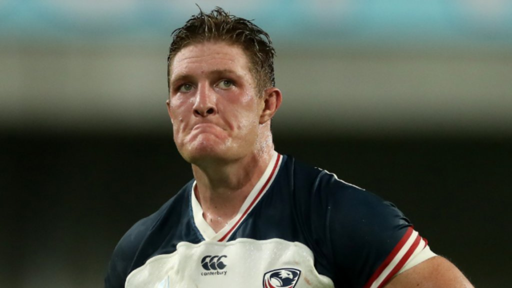 Rugby World Cup 2019: Quill banned for three matches for Farrell challenge