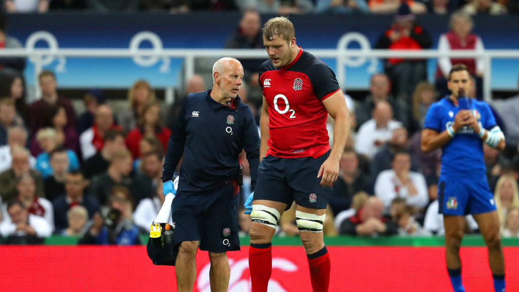 England handed Launchbury, Slade fitness boosts ahead of Rugby World Cup opener