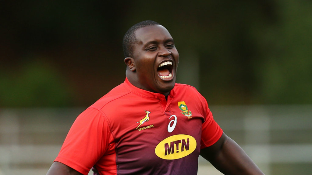 Springboks prop Nyakane expected to be fit for World Cup opener