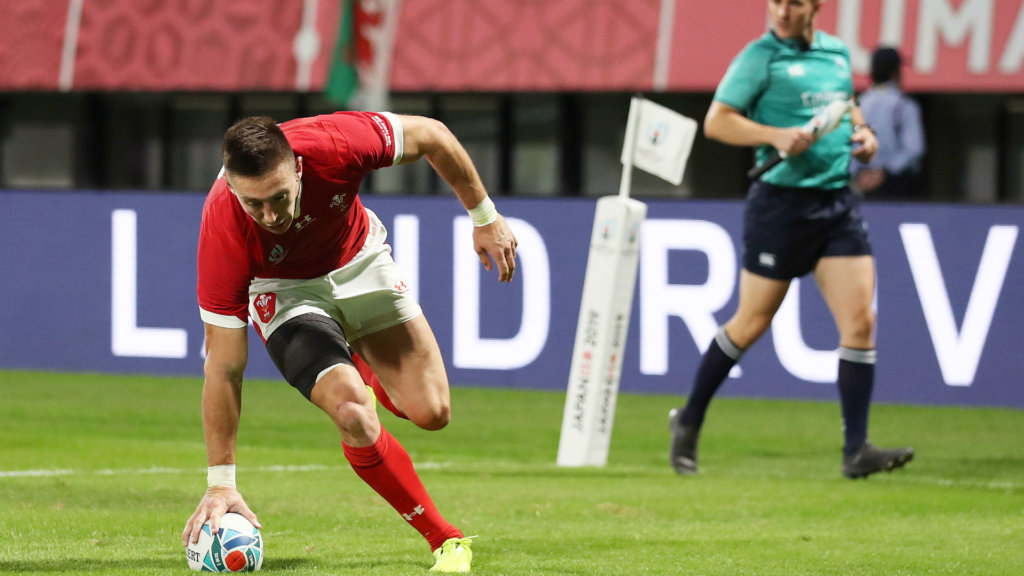 Rugby World Cup 2019: Wales 35-13 Uruguay