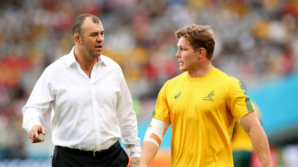Rugby World Cup 2019: Australia captain Hooper benched as Cheika makes 10 changes