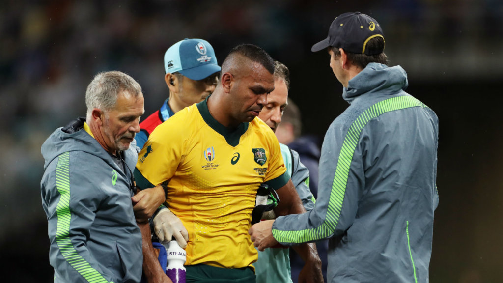 Rugby World Cup 2019: Cheika hopeful over Beale fitness