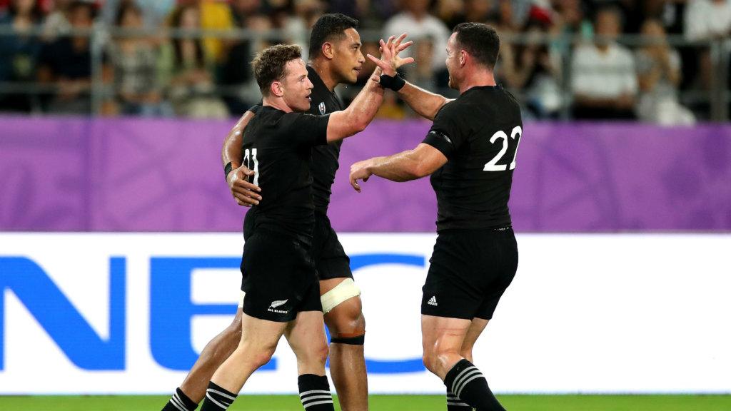 Rugby World Cup 2019: Second-half burst set the benchmark - Hansen