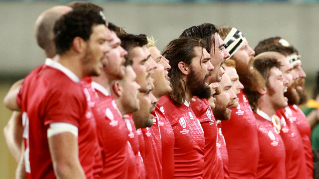 Rugby World Cup 2019: Canada players help with Typhoon Hagibis clean-up operation
