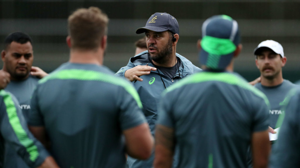 Rugby World Cup 2019: England dominance of Wallabies irrelevant - Cheika