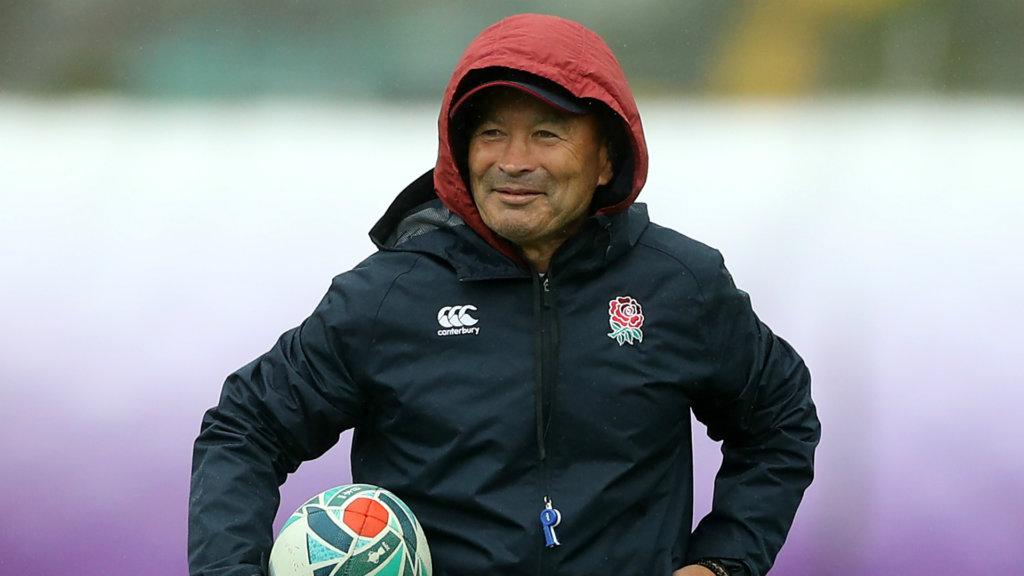 Rugby World Cup 2019: Eddie Jones claims England training spied on ahead of All Blacks showdown