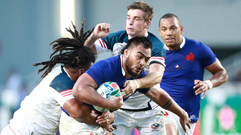 Rugby World Cup 2019: Le Roux admits France expected easier ride against United States