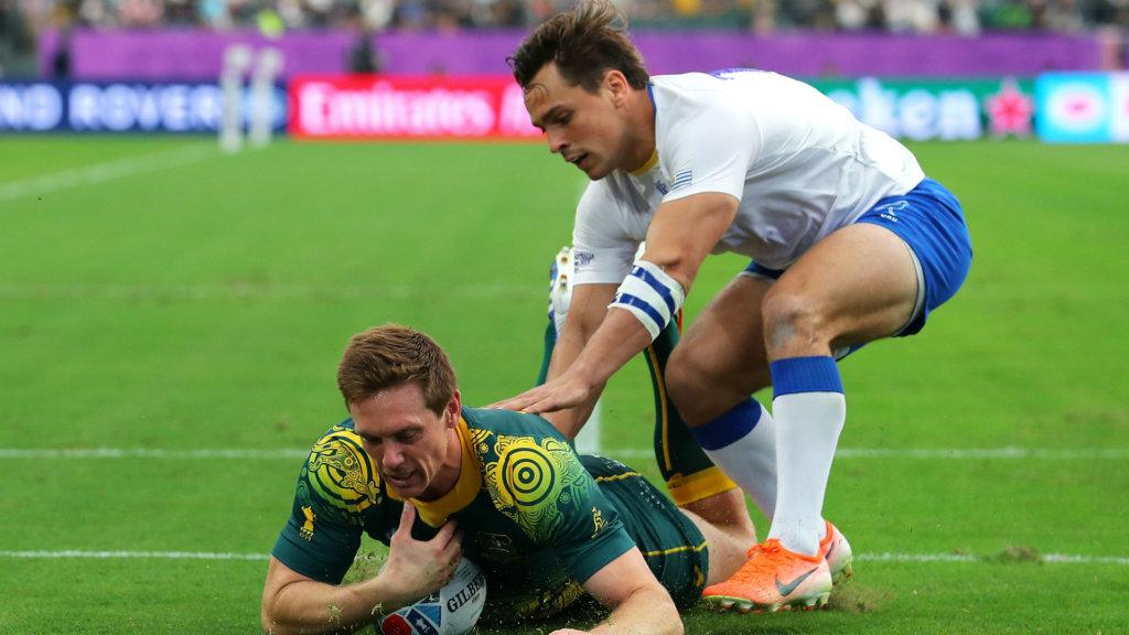 Rugby World Cup 2019: Australia v Georgia