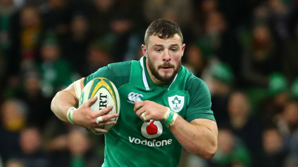 Rugby World Cup 2019: Henshaw returns for Ireland as Schmidt rings the changes