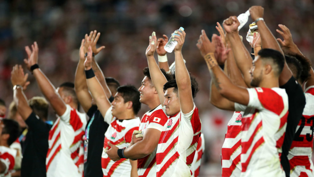 Rugby World Cup 2019: Japan make history as fearsome All Blacks march on –the pool stage in numbers