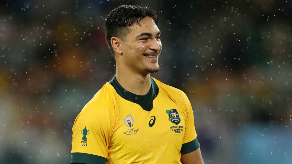 Rugby World Cup 2019: Wallabies teenager Petaia to face England at centre