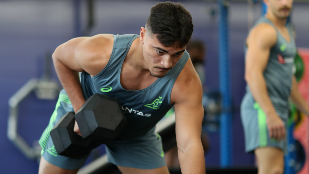 Rugby World Cup 2019: Petaia set for Wallabies debut as Australia make 12 changes