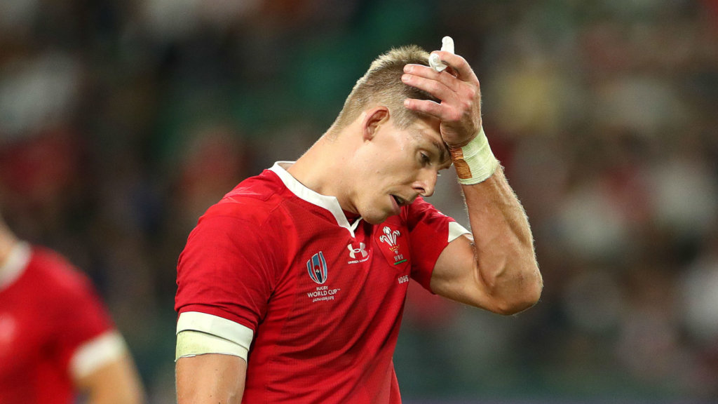 Rugby World Cup 2019: Williams 'a big loss' but Wales no weaker - Gatland