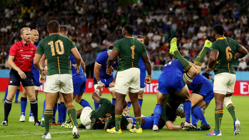 Rugby World Cup 2019: Italy props Lovotti and Quaglio handed three-match bans
