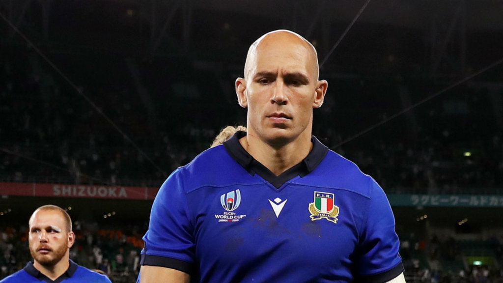 Rugby World Cup 2019: Italy captain Parisse hits out at 'ridiculous' decision to cancel New Zealand clash