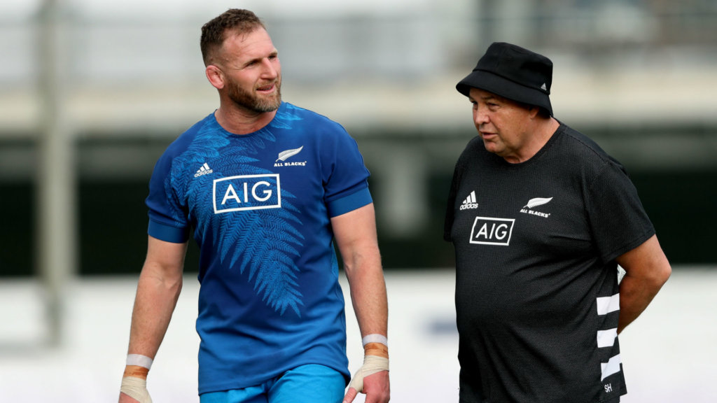 Rugby World Cup 2019: New Zealand v Wales