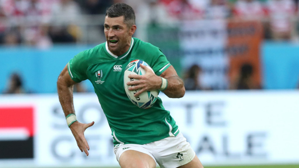 Rugby World Cup 2019: Ireland bring in Kearney, O'Mahony and Ringrose for All Blacks clash