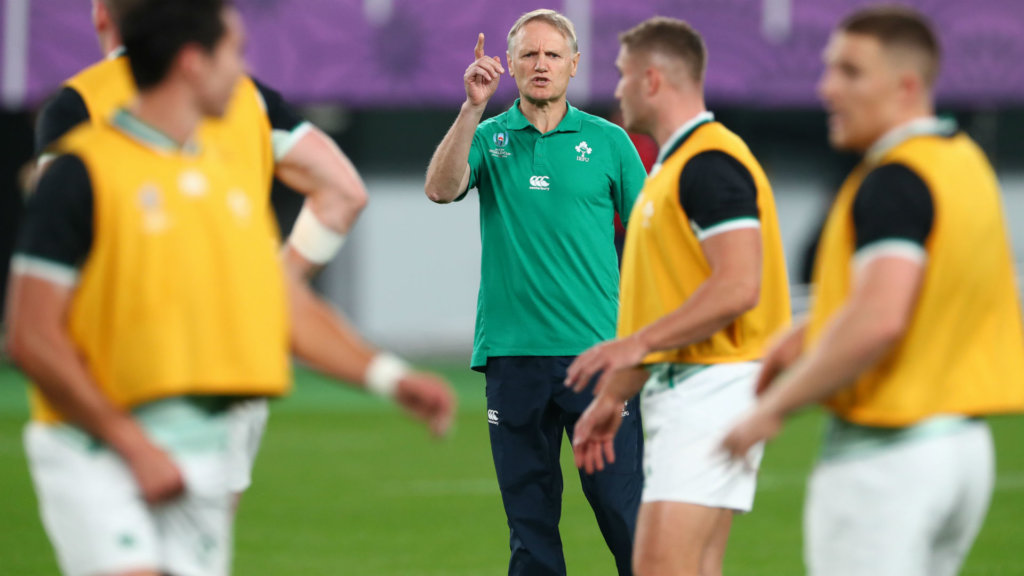 Rugby World Cup 2019: Ireland 'haven't been where we've wanted to be all year', admits Schmidt
