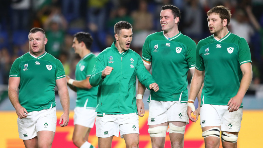 Rugby World Cup 2019: Sexton surprised by Ireland critics