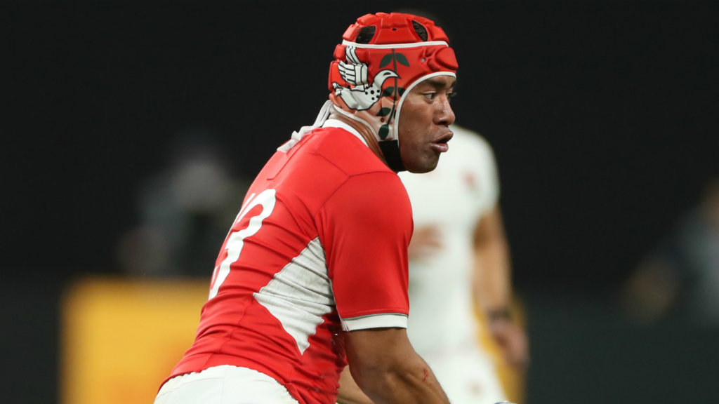 Rugby World Cup 2019: United States v Tonga