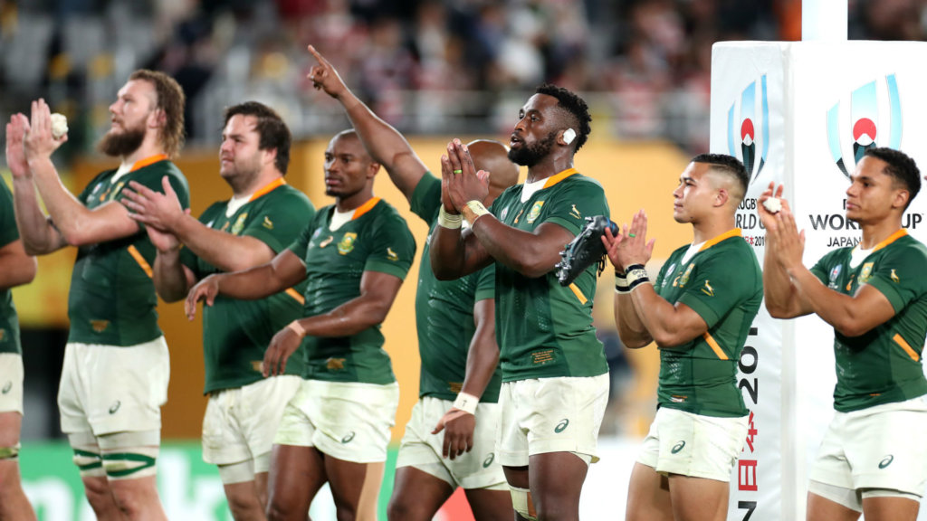 Rugby World Cup 2019: South Africa-Japan scoreline not reflective of match - Erasmus